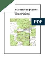 Geocache Trail Cards