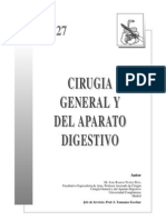 Cirugía General y Abdominal