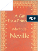 A Gift for a Princess - Miranda Neville