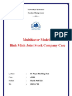 Huynh Anh Kiet - Multi Factor Model - BMP