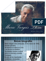 Mario Vargas Llosa Por Lola Lorite