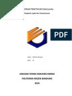 Rangkaian Logika Teknik Konversi Energi - Polban