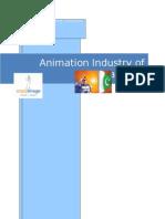 Animation Industry of Pakistan