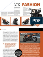 Motorcyclce Book