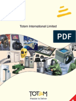 Totem value added infrastructure Catalogue 7June11