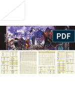 Anima Beyond Fantasy - Game Master's Screen