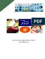 Report on Nestle