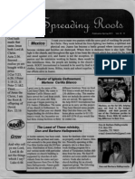 Root International Newsletter Spring 2011