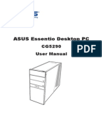 CG5290 User Manual