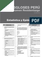 Desgloses Perú 2007 - Estadística