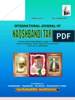 International Journal of Naqshbandi Tariqat - July to September 2011