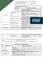 Plan de Gestion 2011