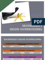 Seguridad y Salud Ocupacional - Marco LEgal