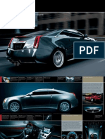 Cadillac 2011 CTS-Coupe
