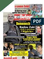 LE BUTEUR PDF du 12/06/2011