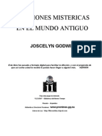 Joscelyn Godwin - Religiones Mistéricas