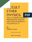 occult ether physics español