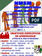 TEMA 07 - DESEMPEÑO Y CALIDAD DE PROCESOS VI