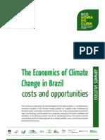 Brazil Climate Economy Executive Summary