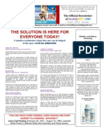 HealthyYOU! CMD Newsletter June 2011 Issue
