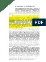 1.2-1.4 METÁFORAS DE LA GLOBALIZACIÓN
