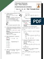 Aritmetica Numeración