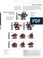 Apocalypse Ork Dread Mob Data Sheet