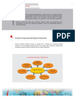 Corporate Banking Framework
