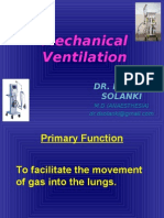 Mechanical Ventilation 1
