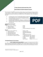 Strategic Paper for CM's Budget Speech [ Final][1]