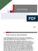 Loop Check