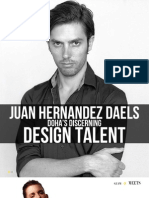 Juan Hernandez Daels - Doha's Discerning Design Talent
