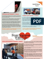 FSWL Disaster Relief Info Sheet