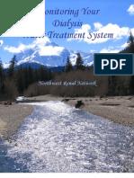 Water Manual on Hemodialysis