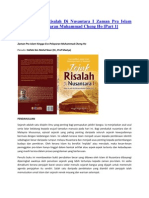 Jejak Risalah Di Nusantara 1-7