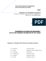 Contribution à la chimie des flavonoïdes - Accès à des analogues de pigments du vins rouges