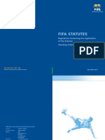 Fifa Statutes 072008 En