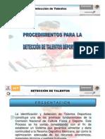 Deteccion de Talentos Deportivos