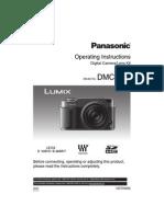 Panasonic DMCL1 Manual