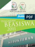 Guide Book Beasiswa 2011