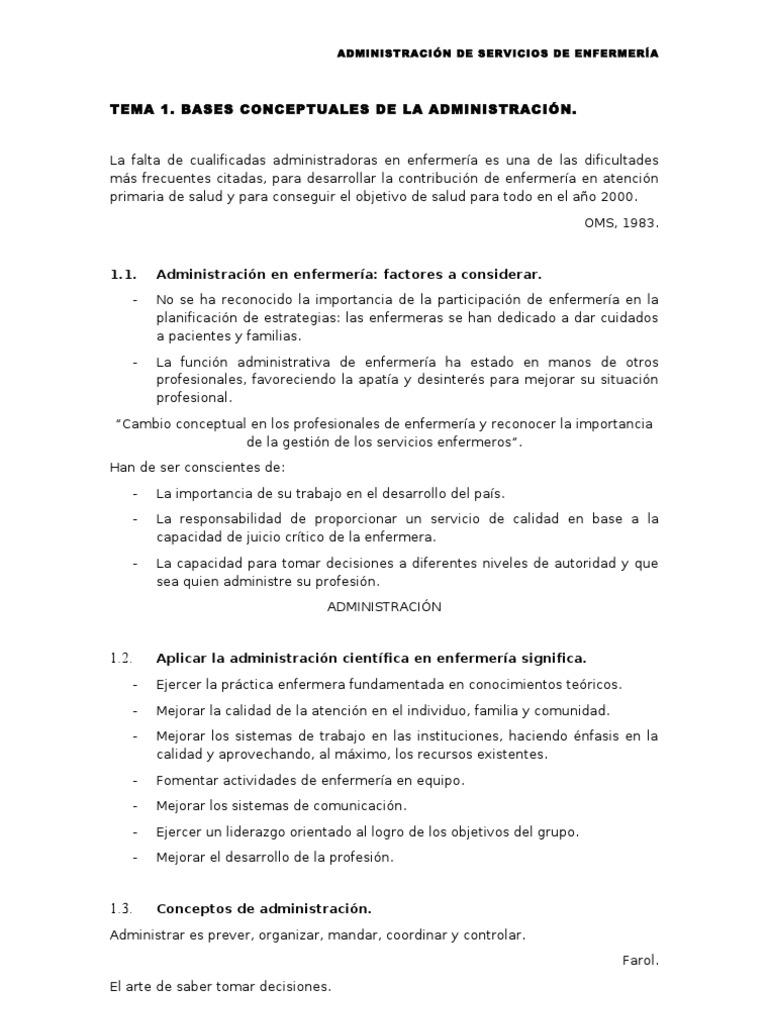 Bonito Ejemplos Objetivos Profesionales De Enfermería Componente ...