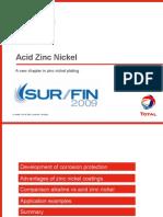 Acid Zinc