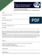 A SUPLEMENTAÇÃO COM AMINOÁCIDOS DE CADEIA RAMIFICADA NA ATIVIDADE FISICA