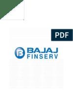 A Project Report on Bajaj
