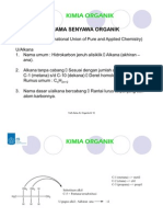Ki Hidrokarbon Struktur Dan Sifat
