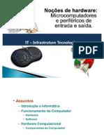 Introdução TIC Hardware e Software