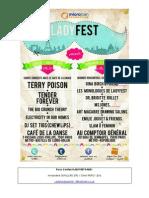 LADYFEST PARIS 2011 PRESS KIT (Eng)