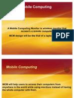 RF Mobile computing