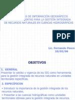SIG-Gestion Ambiental