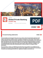 HSBC Private Banking Investor Day May11
